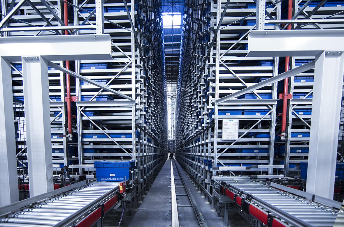 Handel-Logistik