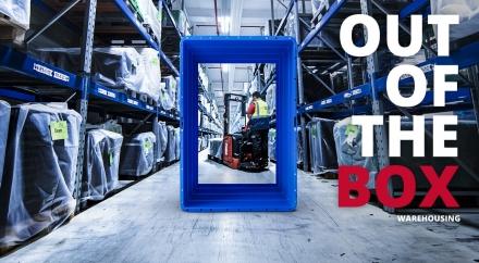 Warehousing Behältermanagement comepack