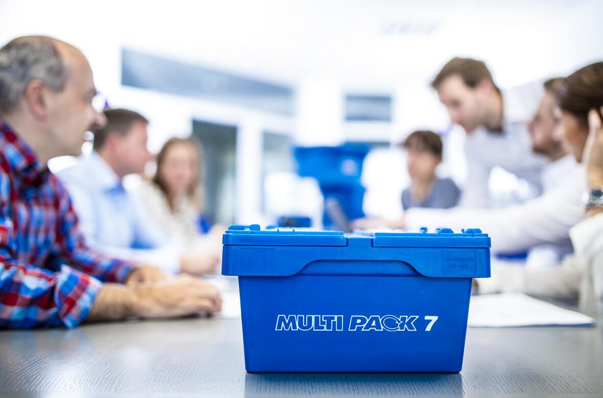 behältermanagement comepack beratung analyse